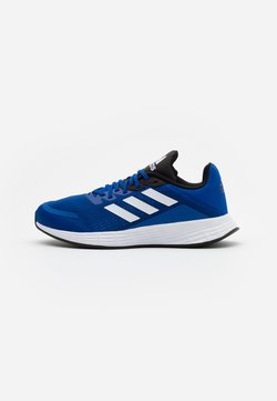 adidas Performance - DURAMO - Zapatillas de running neutras - royal blue/footwear white/core black