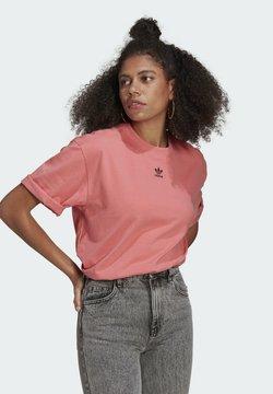 adidas Originals - TEE - T-Shirt basic - hazy rose