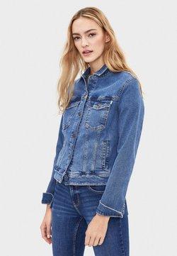 Bershka - Veste en jean - light blue