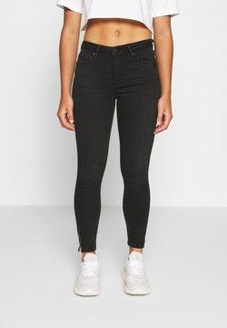 Vero Moda Petite - VMTERESA MR JEANS  - Jeans Skinny Fit - black