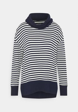 GAP - COWL - Strickpullover - navy