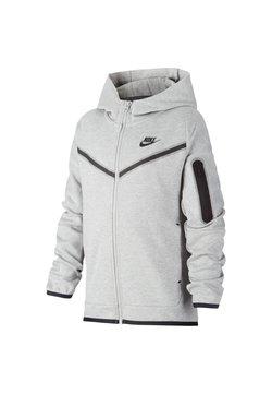Nike Sportswear - Kofta - dark grey heather/black