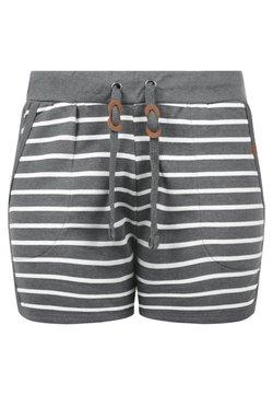 Blendshe - KIRA - Shorts - pewter mix