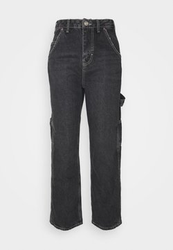 BDG Urban Outfitters - ALBIE CARPENTER  - Jeans Straight Leg - washed black