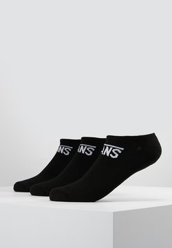 Vans - CLASSIC KICK 3 PACK - Füßlinge - black