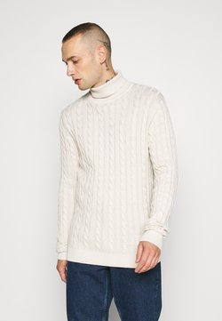 Brave Soul - EVERSTONE - Pullover - oatmeal