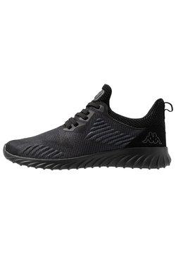 Kappa - MONTEBA - Zapatillas de entrenamiento - black