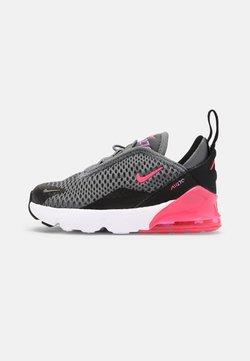 Nike Sportswear - AIR MAX 270 UNISEX - Sneakersy niskie - smoke grey/hyper pink/black/white