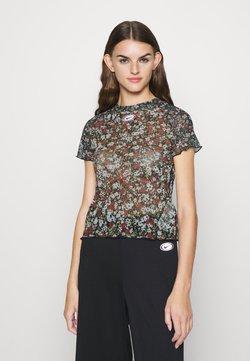 Nike Sportswear - T-Shirt print - firewood orange