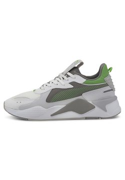 Puma - RS-X HARD DRIVE - Sneaker low - puma white-steel gray