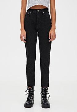 PULL&BEAR - Slim fit -farkut - dark grey