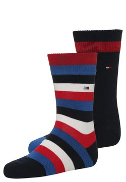 Tommy Hilfiger - 2 PACK - Calze - midnight blue