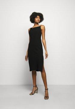 Iro - MORPHEA DRESS - Shift dress - black
