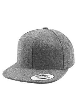Flexfit - MELTON  SNAPBACK - Cappellino - h.grey