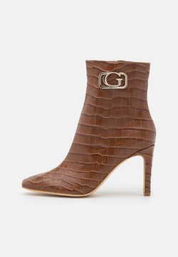 Guess - BEVELYN - High Heel Stiefelette - brown
