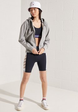 Superdry - ACTIVE LIFESTYLE  - Shorts - eclipse navy