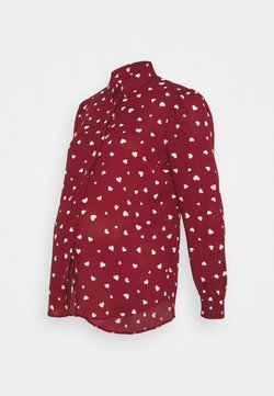 New Look Maternity - HEART - Camisa - red