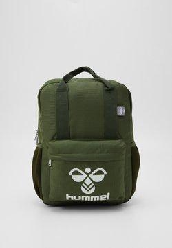 Hummel - HMLJAZZ BIG BACK PACK - Reppu - cypress