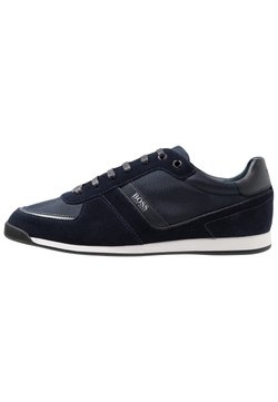 BOSS - GLAZE - Sneaker low - dark blue