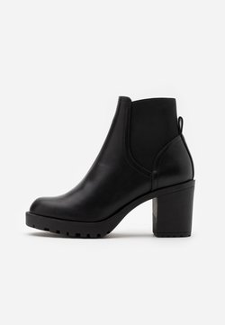 ONLY SHOES - ONLBARBARA BASIC CHELSEA BOOTIE  - Stiefelette - black