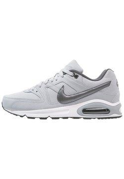 Nike Sportswear - AIR MAX COMMAND - Sneaker low - wolf grey/metallic dark grey/black/white