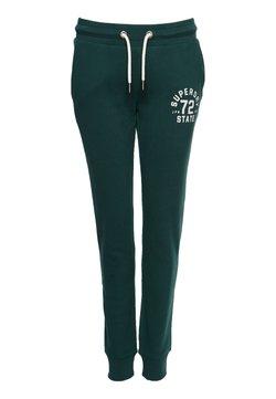 Superdry - TRACK & FIELD CLASSIC  - Jogginghose - enamel green