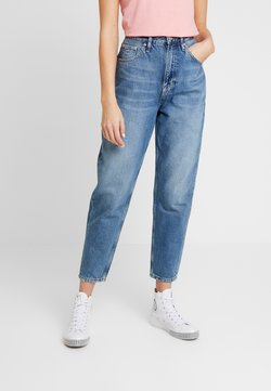 Tommy Jeans - MOM HIGH RISE TAPERED - Jean boyfriend - sunday mid
