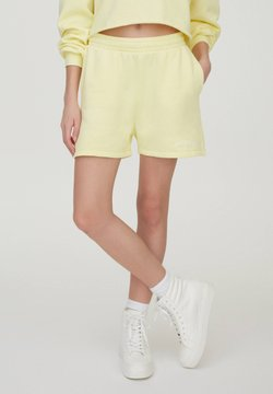 PULL&BEAR - Jogginghose - yellow