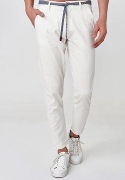 INDICODE JEANS - BRYNE - Chinot - offwhite