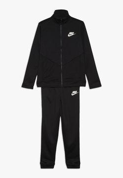 Nike Sportswear - B NSW CORE TRK STE PLY FUTURA - Trainingsvest - black/white