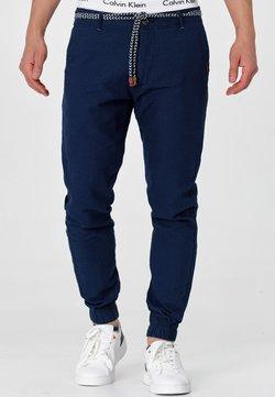 INDICODE JEANS - Pantalones - navy