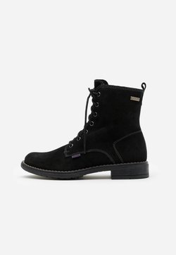 Richter - MARY - Lace-up ankle boots - black