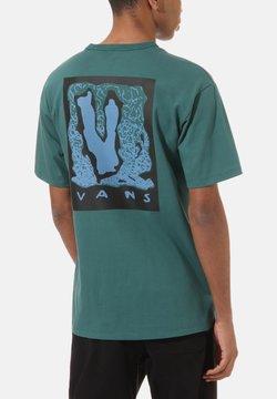 Vans - Print T-shirt - jasper
