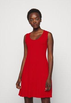 M Missoni - ABITO SENZA MANICHE - Vestido de punto - red