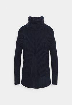Esprit Collection - Strikpullover /Striktrøjer - navy