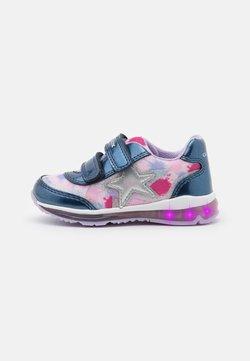 Geox - TODO GIRL - Sneaker low - avio/multicolor