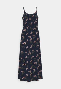 Vero Moda - VMSASHA DRESS - Maxi-jurk - navy blazer/nellie