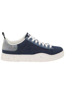 Diesel - CLEVER - Sneakersy niskie - blue
