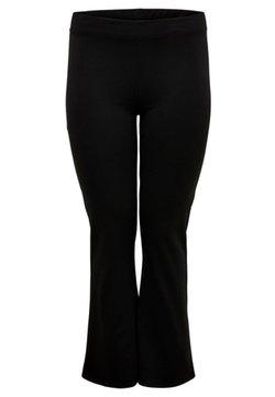 ONLY Carmakoma - Pantalon classique - black