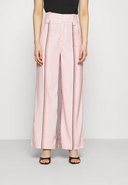 Mossman - THE NATURAL PANT - Stoffhose - pink