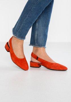 Hunter ORIGINAL Röda skor för dam, herr & barn online Zalando