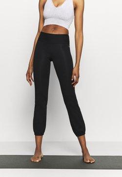 Deha - JOGGER PANTS - Verryttelyhousut - black