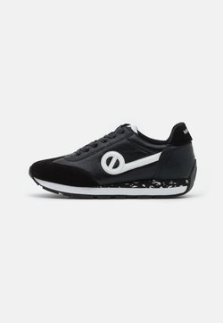 No Name - CITY RUN JOGGER - Sneakers laag - black