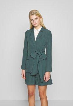 UNIQUE 21 - PEACOCK TIE-SIDE - Blazere - green
