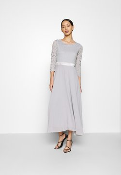 WAL G. - RYLEE DRESS - Sukienka koktajlowa - pearl grey