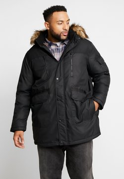 Jack & Jones - JCOGLOBE - Parka - black