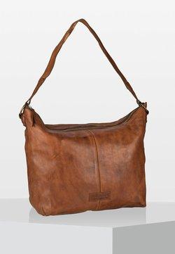 Harold's - SUBMARINE  - Shopping Bag - cognac