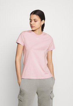 Nike Sportswear - TEE CREW - T-Shirt basic - light pink