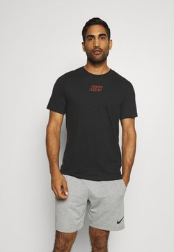 Nike Performance - TEE - T-shirt print - black