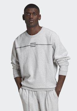 adidas Originals - CREW SWEATSHIRT - Sweatshirt - grey